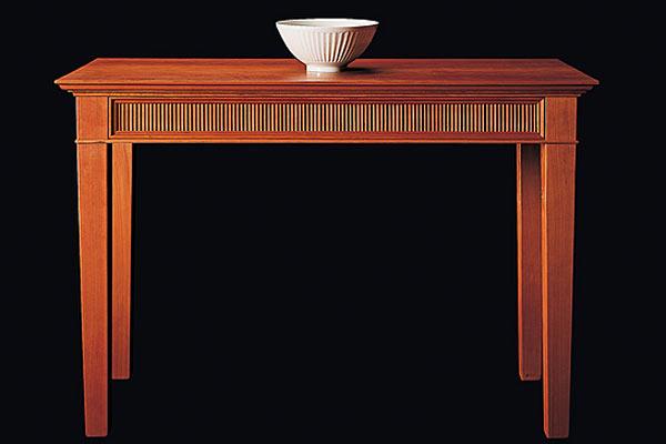 Стол Shackleton Thomas tuscan vasari`s fluted table