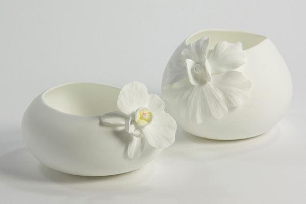 Соусница Shine Labs — Orchid Votive