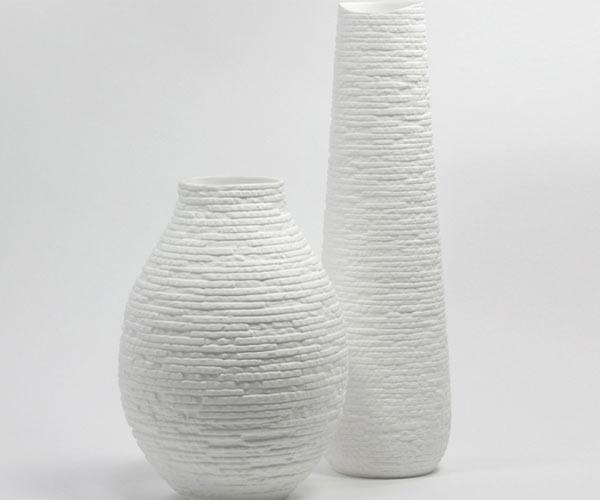Вазы Shine Labs — Slate Vase Collection
