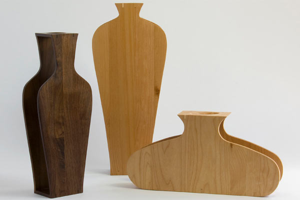 Вазы Shine Labs — Silhouette Vases