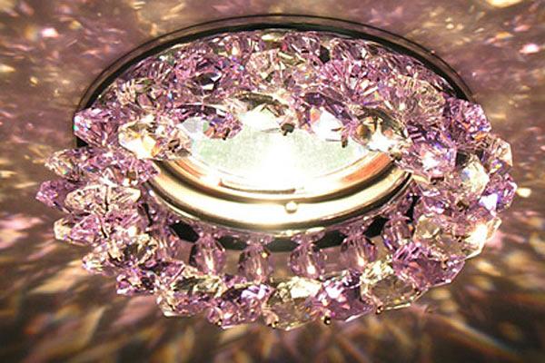 Небо в алмазах светильники из Divine Light