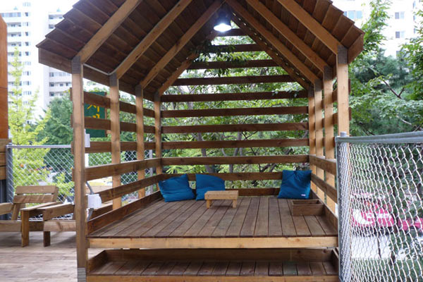 Treehouse — дома эльфов для хоббитов