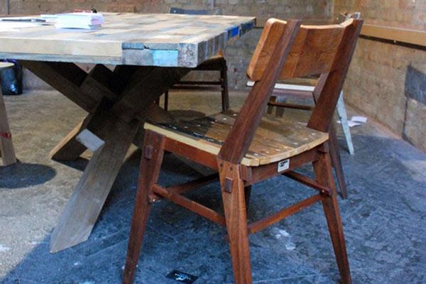 Мебель со свалок Южного Лондона