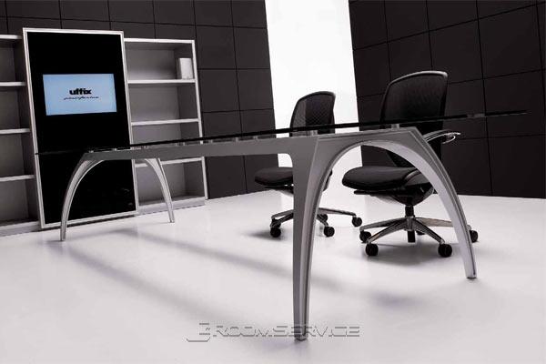 Стол Luna 2 Designer Italian Office Desk