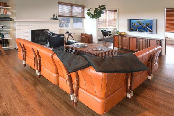 Мебель из райских уголков Pacific Green