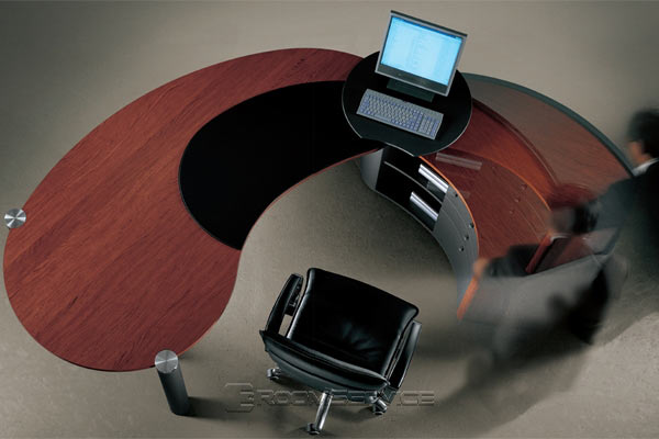 Стол Prestige Modern Italian Executive Office Desk