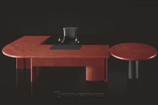 Tazio — новые офисные столы от Uffix