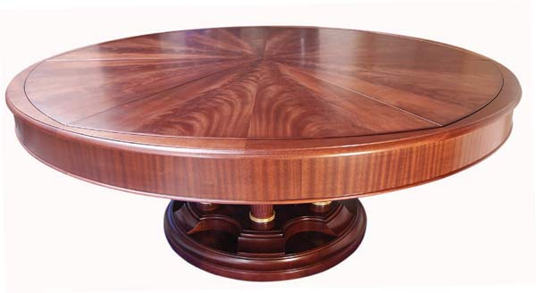 Стол Fletcher Capstan Table Yacht White Rose of Drachs.