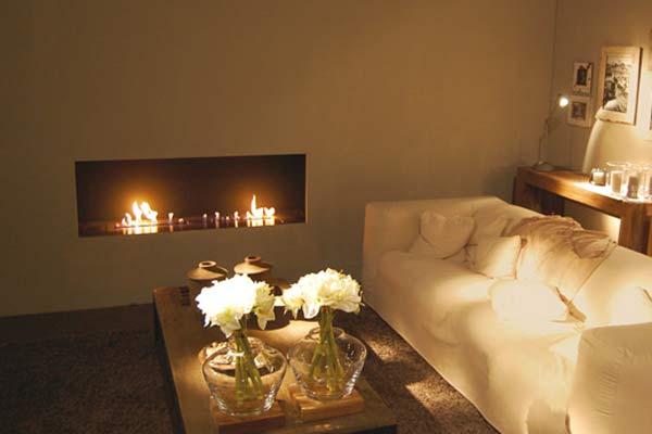 Настоящий огонь в современных каминах — Digifire® Technology.