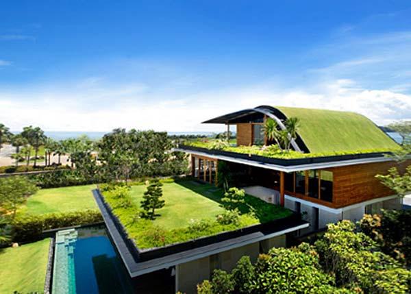 С милым в райском шалаше — Tropical Meera House.