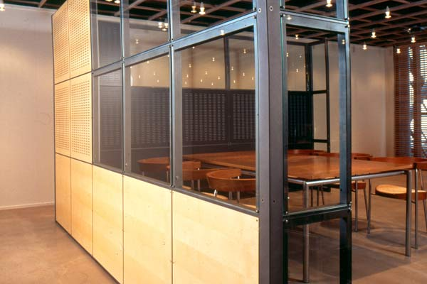 Серия мебели для офиса предприятия Kuber.