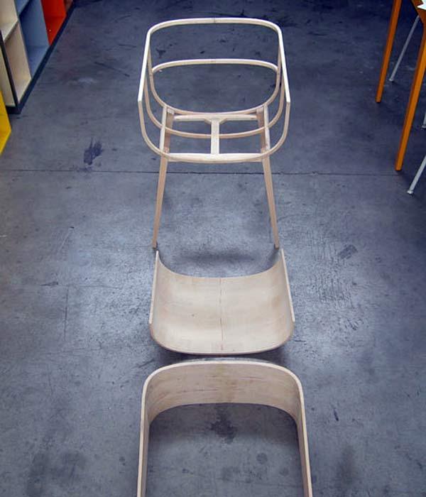 Кресло Maritime.