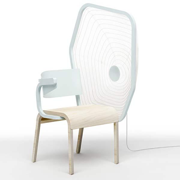 Набор компактной мебели Perch.