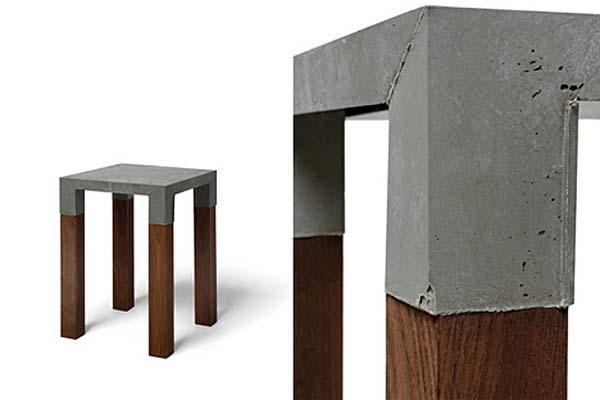 Мебель из бетона FALT.series.