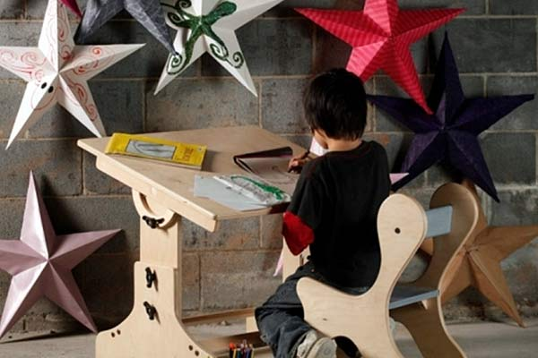 Детский арт-стол Mondoo.