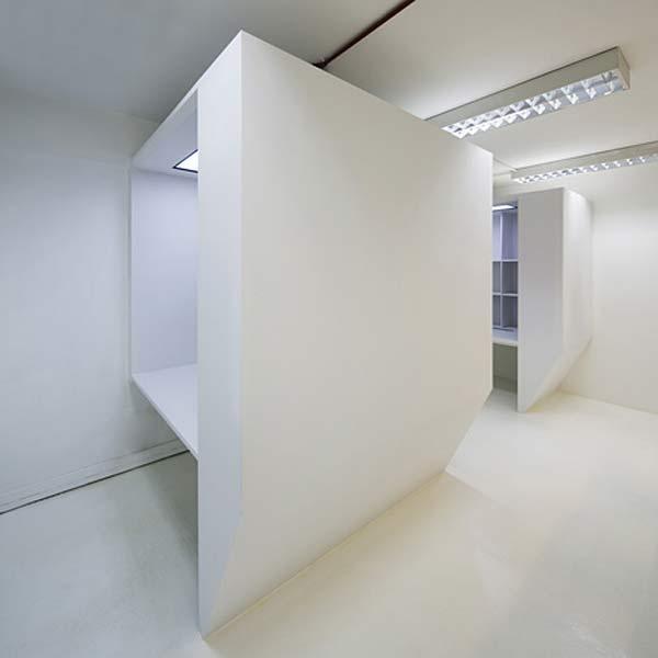 Офис от Studio SKLIM.