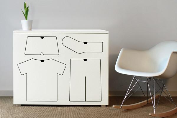Комоды Training Dresser.