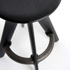 Барный стул Slab.