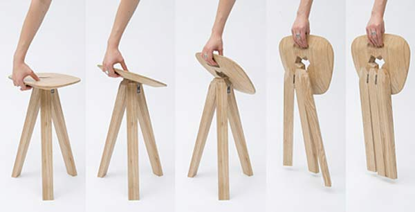 Табурет Folding Stool.
