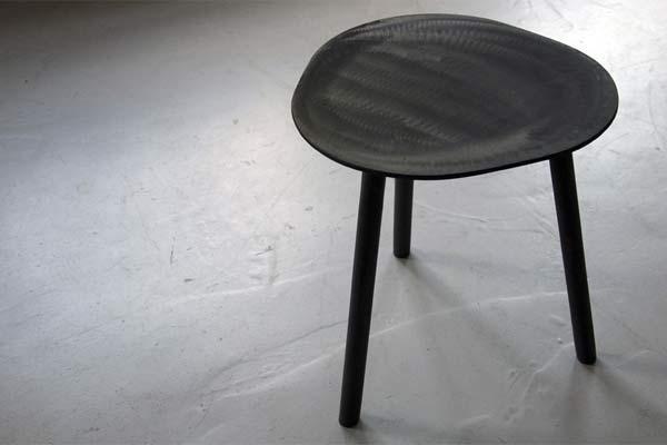 Табурет Sand-Cast Aluminium.
