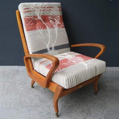 Кресло banksia beige.