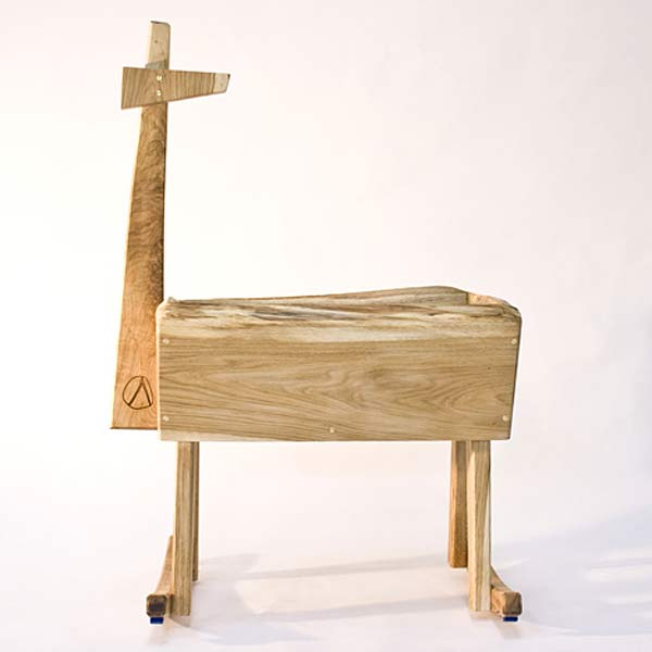 Детская мебель в стиле голландской традиции.