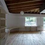 Японский дом на горе — Sunbrella House.