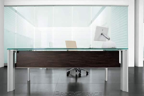 Морские оттенки офисной мебели Amazon.