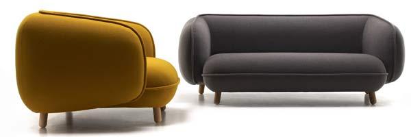 Мягкая мебель Snoopy.