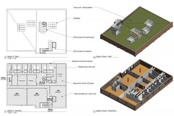 Идеи для коммерческих зданий SOMA.